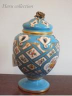 英国ブルーホワイト&ヨーロッパ陶磁器(マイセン他)